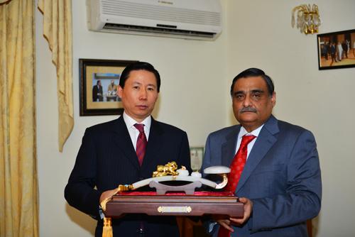 5月6日-5月10日集团主席张宏伟率团访问巴基斯坦4