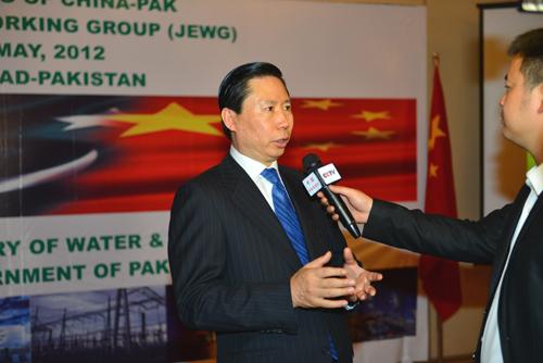 5月6日-5月10日集团主席张宏伟率团访问巴基斯坦6