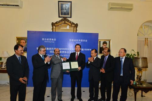 5月6日-5月10日集团主席张宏伟率团访问巴基斯坦8