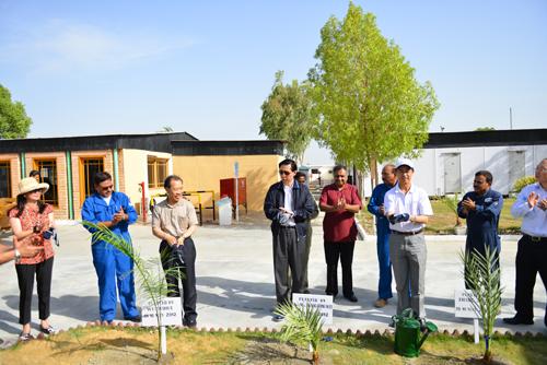 5月6日-5月10日集团主席张宏伟率团访问巴基斯坦12